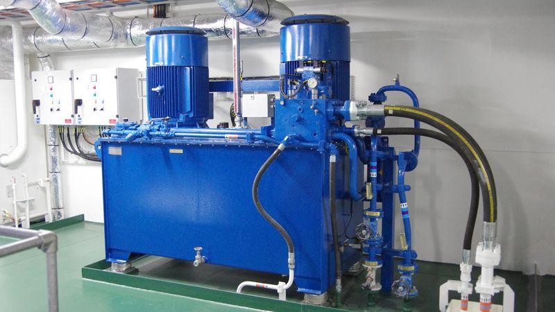 Industrihydraulik
