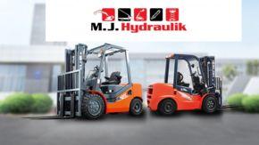 HELI – El och Dieseldrivna truckar