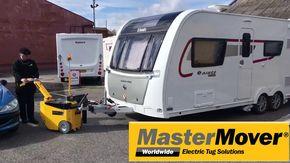 Flytta trailers och annat rullande materiel från 50 kg till 120 000 kg.